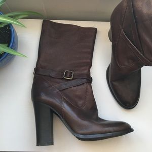 J. Crew Shoes - J. Crew 'Tenley' Leather Mid Calf Boots